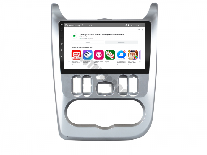 Navigatie Android Dacia Logan, Duster, Sandero | AutoDrop.ro [10]