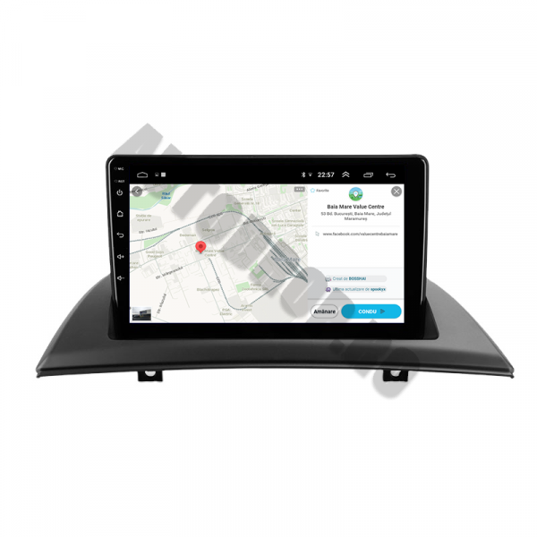 Navigatie BMW X3 E83 Android | AutoDrop.ro [8]