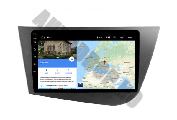 Navigatie Dedicata Seat Leon 1+16GB | AutoDrop.ro 11