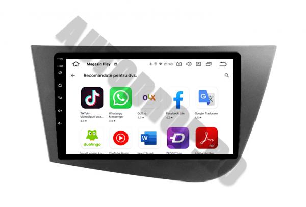 Navigatie Dedicata Seat Leon 1+16GB | AutoDrop.ro 12