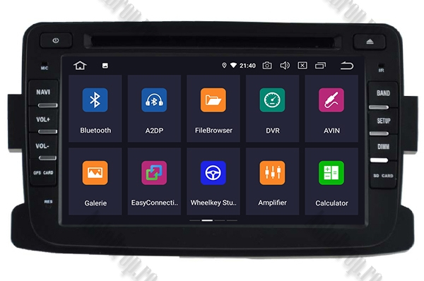 Navigatie Dedicata Dacia/Renault PX5 4+64GB | AutoDrop.ro 2