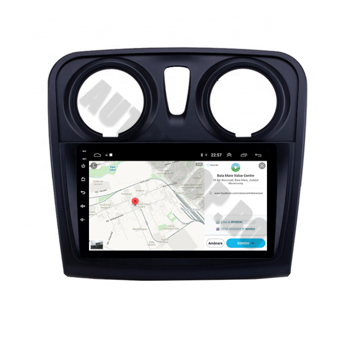 Navigatie Dacia Sandero Duster Android PRO   AutoDrop.ro [9]