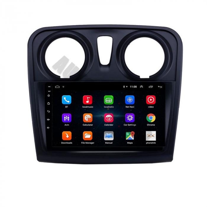 Navigatie Dacia Sandero Duster Android PRO   AutoDrop.ro [4]