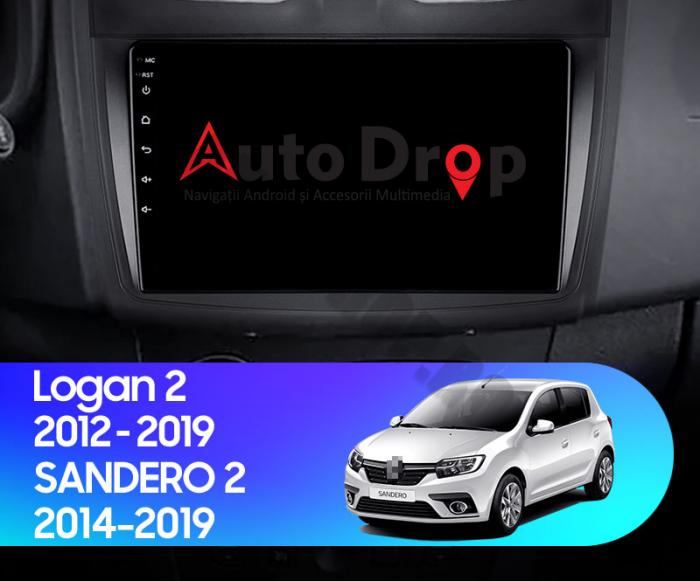 Navigatie Dacia Sandero Duster Android PRO   AutoDrop.ro [16]