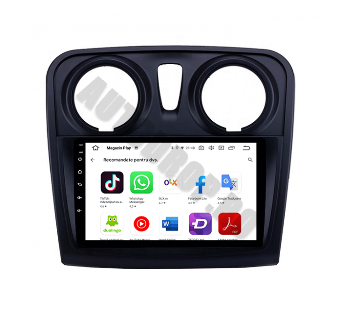 Navigatie Dacia Sandero Duster Android PRO   AutoDrop.ro [7]