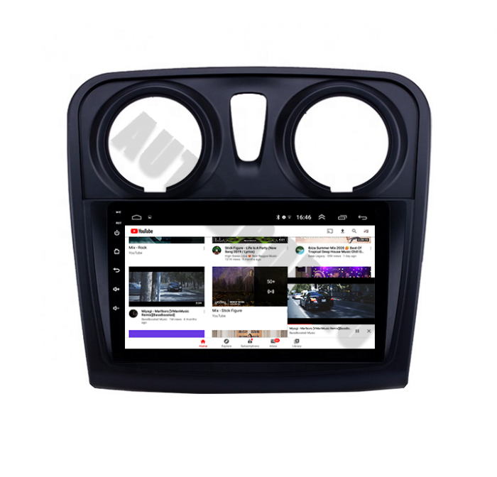 Navigatie Dacia Sandero Duster Android PRO   AutoDrop.ro [15]