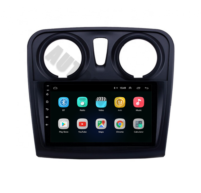 Navigatie Dacia Sandero Duster Android PRO   AutoDrop.ro [5]