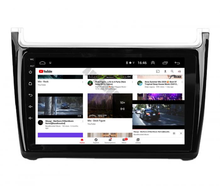 Navigatie Android Volkswagen Polo 5 2+32GB | AutoDrop.ro [7]