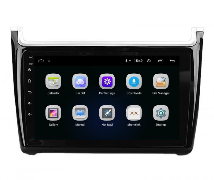 Navigatie Android Volkswagen Polo 5   AutoDrop.ro [5]