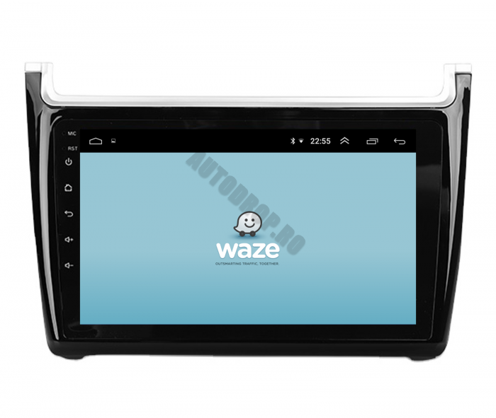 Navigatie Android Volkswagen Polo 5   AutoDrop.ro [11]