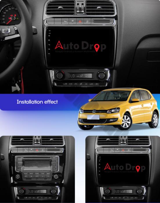 Navigatie Android Volkswagen Polo 5 2+32GB | AutoDrop.ro [15]