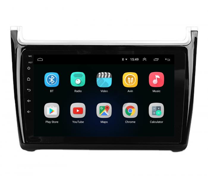 Navigatie Android Volkswagen Polo 5   AutoDrop.ro [4]