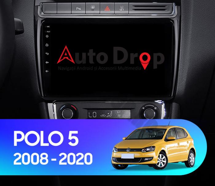Navigatie Android Volkswagen Polo 5   AutoDrop.ro [14]