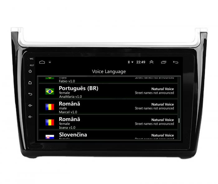 Navigatie Android Volkswagen Polo 5   AutoDrop.ro [9]
