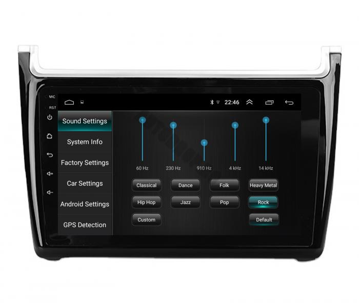 Navigatie Android Volkswagen Polo 5 2+32GB | AutoDrop.ro [8]