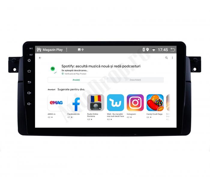 Navigatie Android BMW E46 PX6   AutoDrop.ro [9]
