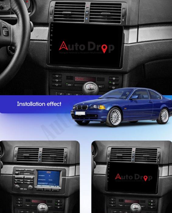 Navigatie Android BMW E46 PX6   AutoDrop.ro [14]
