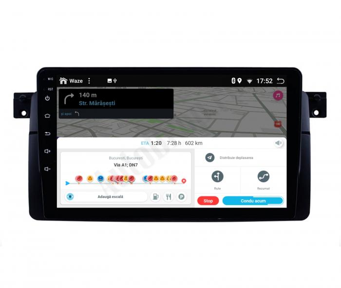 Navigatie Android BMW E46 PX6   AutoDrop.ro [10]