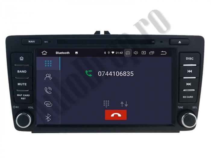Navigatie Skoda Octacore/4GB cu Android 10 - Autodrop.ro 4