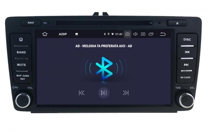 Navigatie Skoda Octacore/4GB cu Android 10 - Autodrop.ro 3