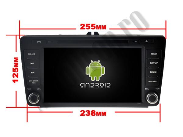 Navigatie Skoda Octacore/4GB cu Android 10 - Autodrop.ro 16