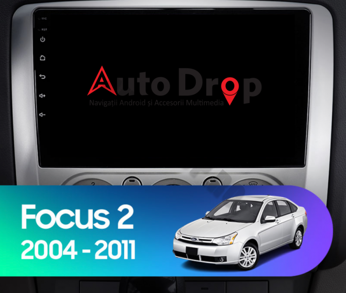 Navigatie Android Ford Focus AC PX6   AutoDrop.ro [18]
