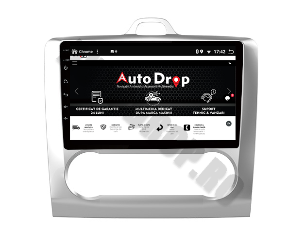 Navigatie Android Ford Focus AC PX6   AutoDrop.ro [9]