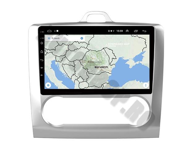 Navigatie Android Ford Focus AC PX6   AutoDrop.ro [12]