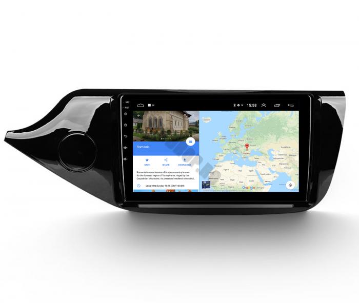 Navigatie Android Kia CEED 2012-2018 | AutoDrop.ro 10