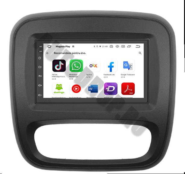 Navigatie Auto Trafic / Vivaro Android 2+32GB | AutoDrop.ro 9