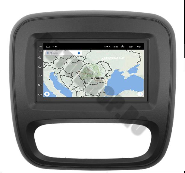 Navigatie Auto Trafic / Vivaro Android 2+32GB | AutoDrop.ro 10
