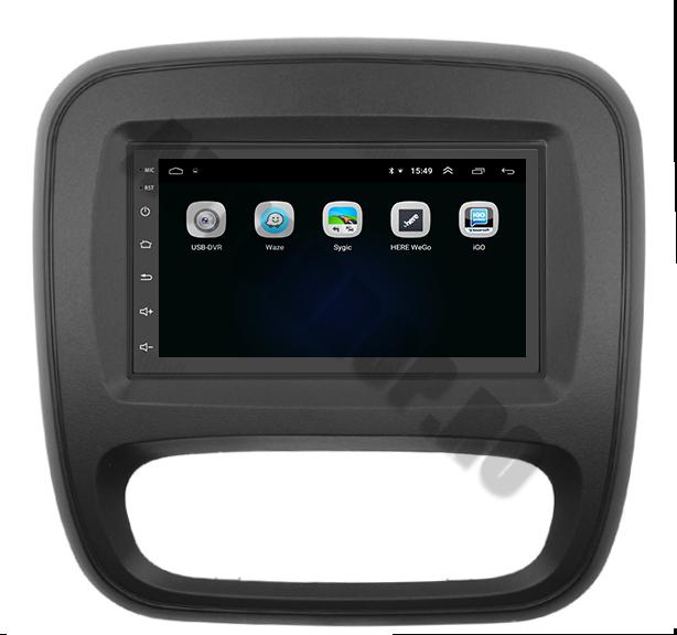 Navigatie Auto Trafic / Vivaro Android | AutoDrop.ro [4]