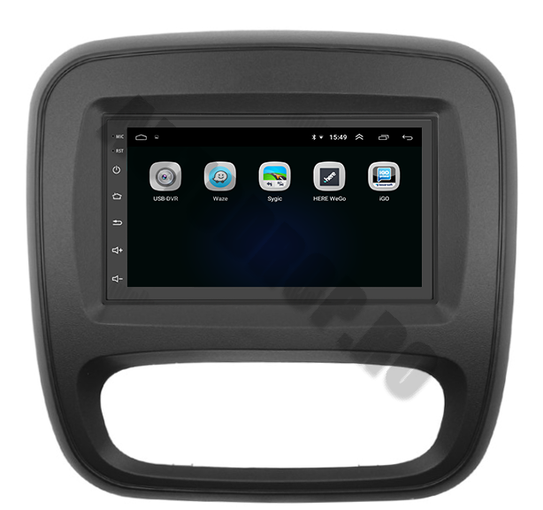 Navigatie Auto Trafic / Vivaro Android 2+32GB | AutoDrop.ro 4