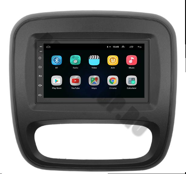 Navigatie Auto Trafic / Vivaro Android 2+32GB | AutoDrop.ro 2