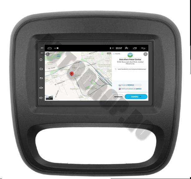 Navigatie Auto Trafic / Vivaro Android 2+32GB | AutoDrop.ro 11