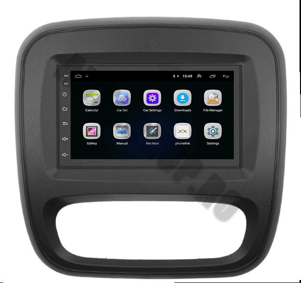 Navigatie Auto Trafic / Vivaro Android 2+32GB | AutoDrop.ro 3