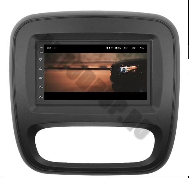 Navigatie Auto Trafic / Vivaro Android 2+32GB | AutoDrop.ro 15