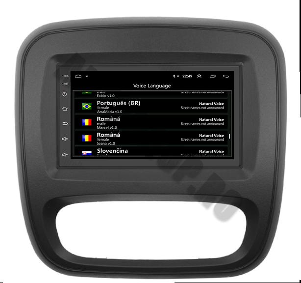 Navigatie Auto Trafic / Vivaro Android | AutoDrop.ro [13]