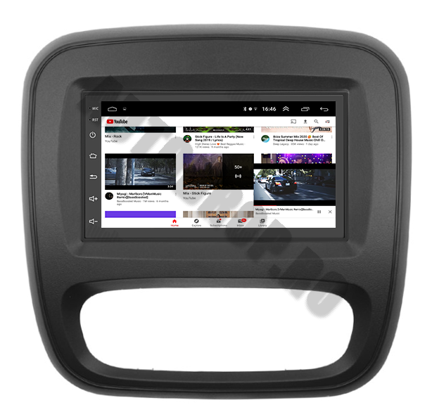 Navigatie Auto Trafic / Vivaro Android 2+32GB | AutoDrop.ro 8