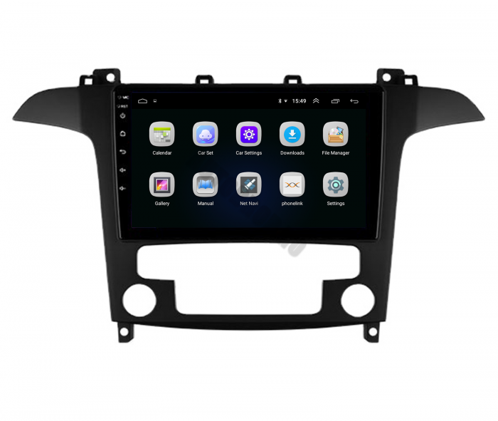 Navigatie Android Ford S-Max 2006-2015 | AutoDrop.ro 3