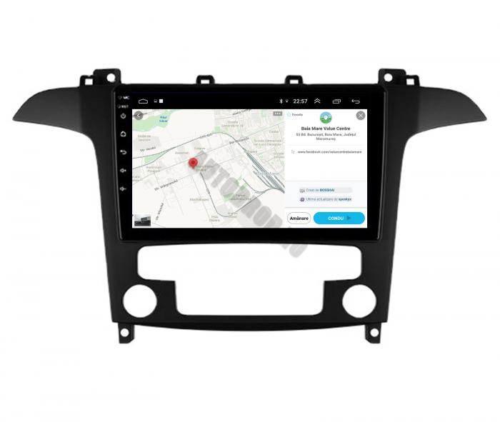 Navigatie Ford S-Max 2006-2015 2+32GB | AutoDrop.ro 10