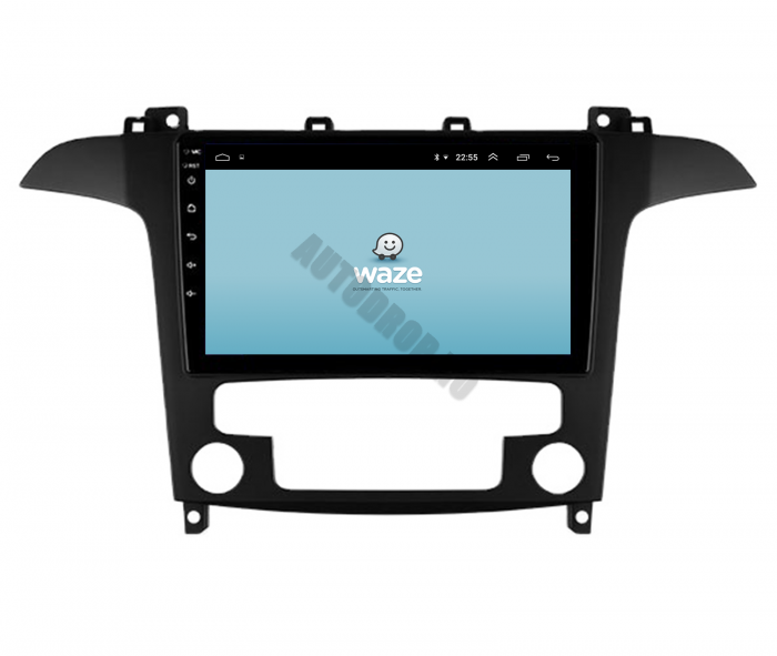 Navigatie Android Ford S-Max 2006-2015 | AutoDrop.ro 12