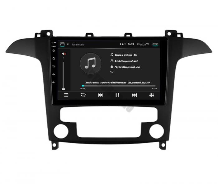 Navigatie Ford S-Max 2006-2015 2+32GB | AutoDrop.ro 4