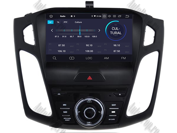 Navigatii Auto GPS pentru Ford Focus 3 - Autodrop.ro 4