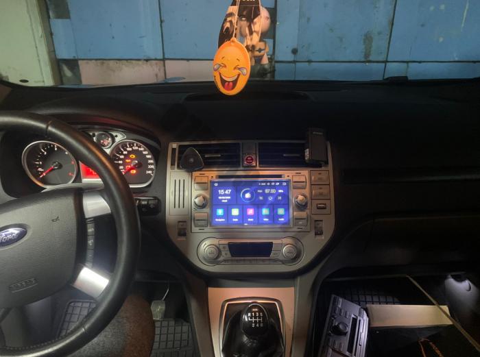 Navigatie Ford Focus/Fiesta/C-Max/S-Max/Kuga/Transit 21