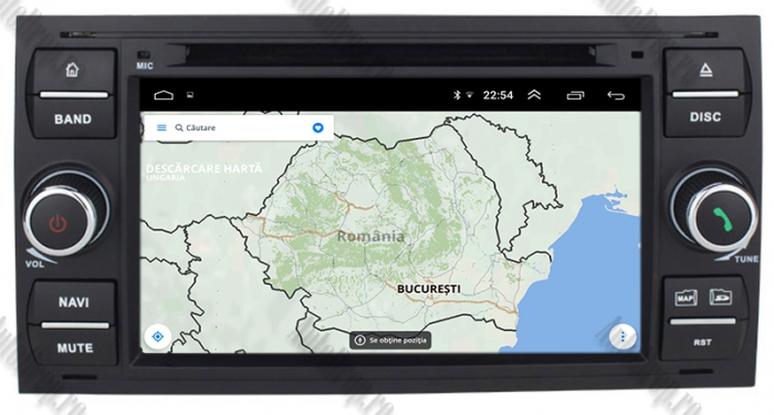 Navigatie Ford Focus/Fiesta/C-Max/S-Max/Kuga/Transit 15