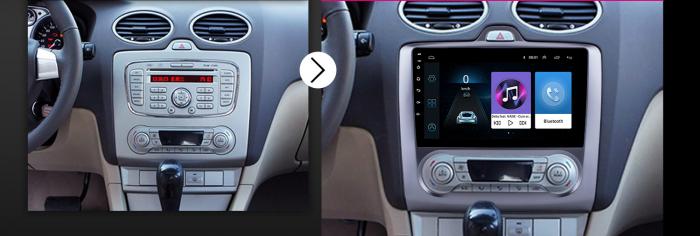 Navigatie Ford Focus MK2 Clima Automata | AutoDrop.ro 13