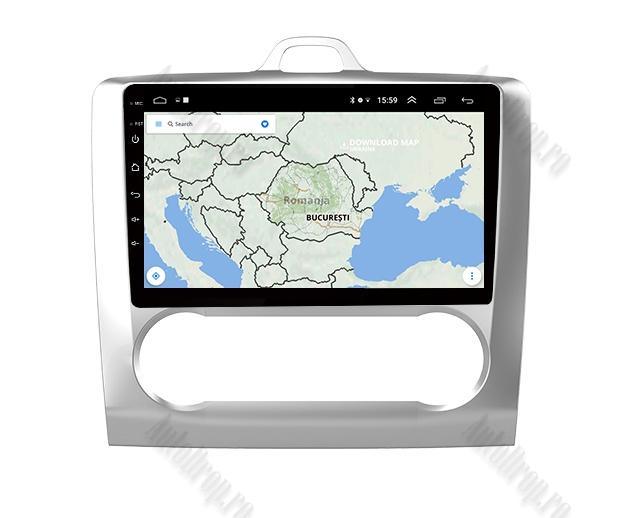 Navigatie Ford Focus MK2 Clima Automata | AutoDrop.ro 9