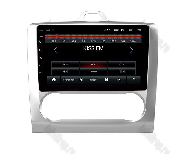 Navigatie Ford Focus MK2 Clima Automata | AutoDrop.ro 3