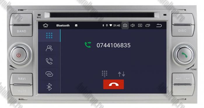 Navigatie Ford, Android, 4GB+64GB | AD-BGWFORDO7P5-S 3